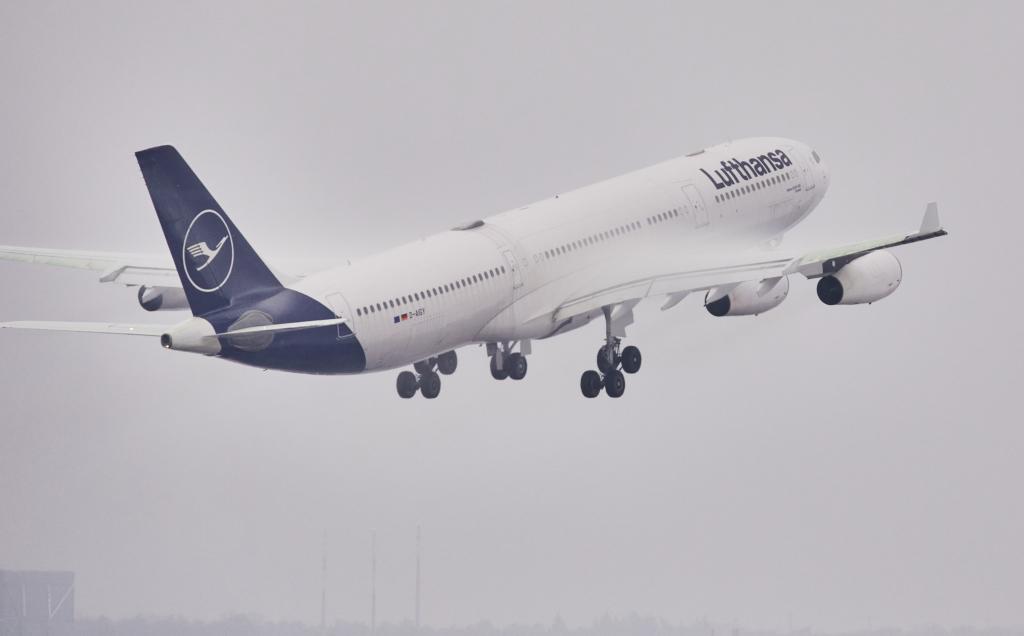 Foto: Lufthansa Frankfurt