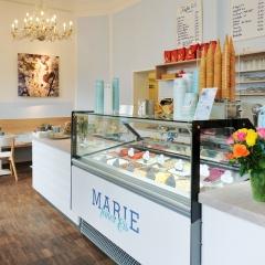 Marie feines Eis