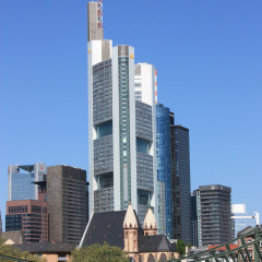 Frankfurts Banken & Hochhäuser Inside – Der Commerzbank Tower