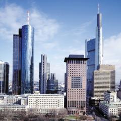 Frankfurts Banken & Hochhäuser Inside – Der Gallileo-Art-Tower der Commerzbank