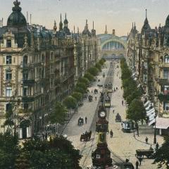 Banker, Bordelle & Bohème: Stationen der Geschichte des Bahnhofsviertels