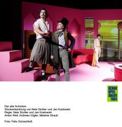 Foto: Schauspiel Frankfurt