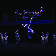 Dresden Frankfurt Dance Company meets Ensemble Modern